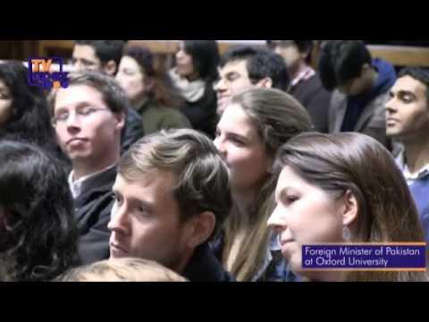 Hina Rabani Oxford University