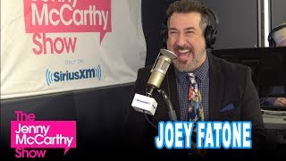 Joey Fatone on The Jenny McCarthy