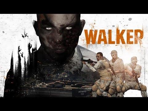 The Walker Ep 1  - GTA V Machinima