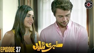 Sunehri Titliyan | Episode 37 | Turkish Drama | Hande Ercel | Dramas Central