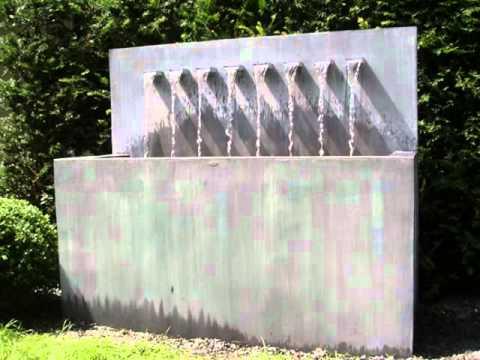 Fuentes decoraci n youtube - Fuentes para terrazas ...