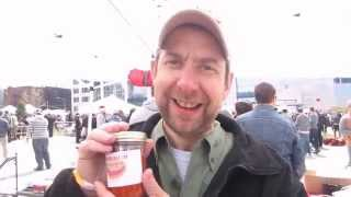 Smokin' Ed Currie, Founder, President, Mad Scientist & Chef  @ 1st New York City Hot Sauce Expo 2013