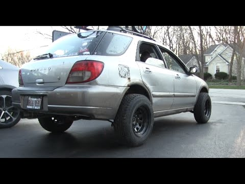 New Drive Axle 2002 Subaru Impreza Outback Sport The Turd
