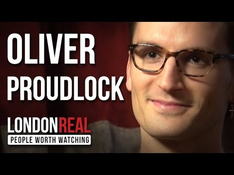 Oliver Proudlock - Made In Chelsea - PART 1/2 | London Real