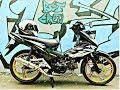 Gambar cover Honda Blade Road Race _ Modifikasi Sport