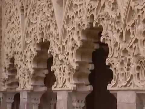 El Palacio de la Aljafería de Zaragoza