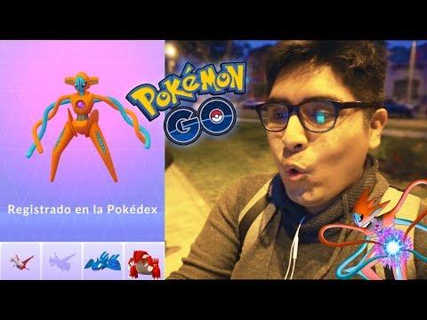 ¡MI PRIMERA INCURSIÓN DE DEOXYS EN POKEMON GO!¿SALE MAL? + GANADORES DEL SORTEO | Pokemon GO thumbnail