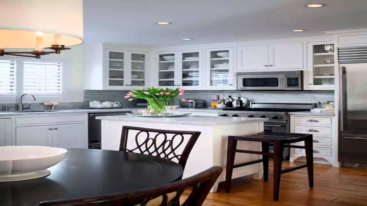 Ideas For Kitchens Very Narrow