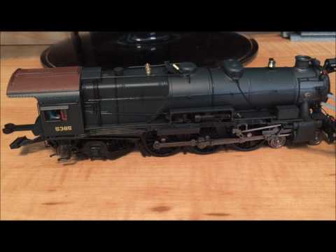 Review: Broadway Limited K4s with Long Haul Tender