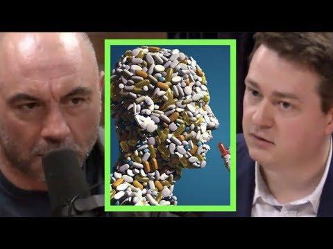The Solution to the Opioid Crisis  Joe Rogan & Johann Hari