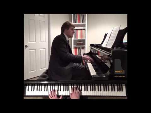 Chopin Ballade No.2 in F Major, Op.38 Tutorial - ProPractice by Josh Wright