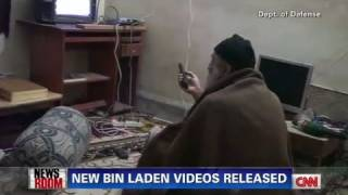 CNN: New video of Osama bin Laden released