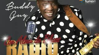 "Buddy Guy -  Whiskey, Beer & Wine / Promo ""Con Alma de Blues Radio"""