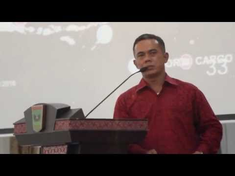 Lecture Series bersama  Emi Nuel COO PT. Matahari Putra Prima