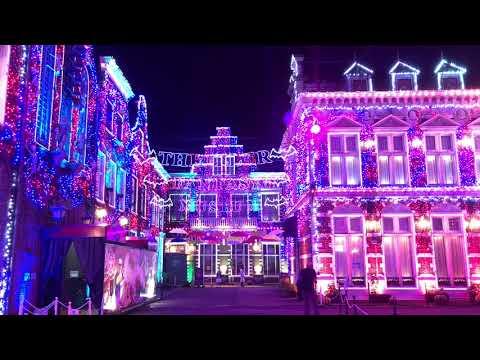 長崎旅行ハウステンボス光の王国