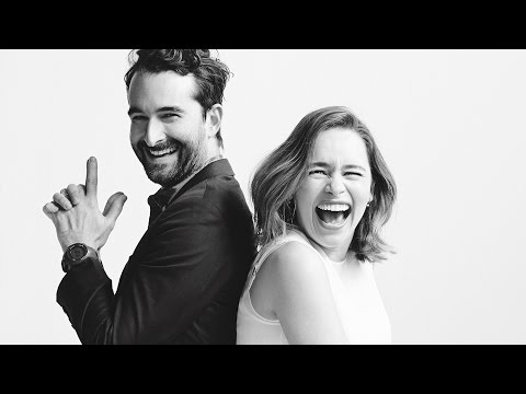 Emilia Clarke and Jay Duplass  Actors on Actors  Full Conversation