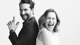 Emilia Clarke and Jay Duplass - Actors on Actors - Full Conversation