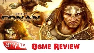 Age Of Conan Review Free To Play MMORPG Online PC Game