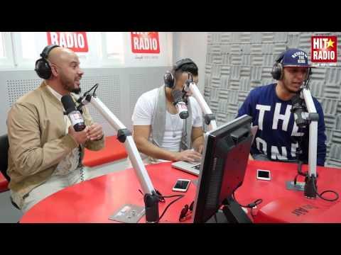 Fnaïre dans le Morning de Momo sur HIT RADIO - 19/01/15