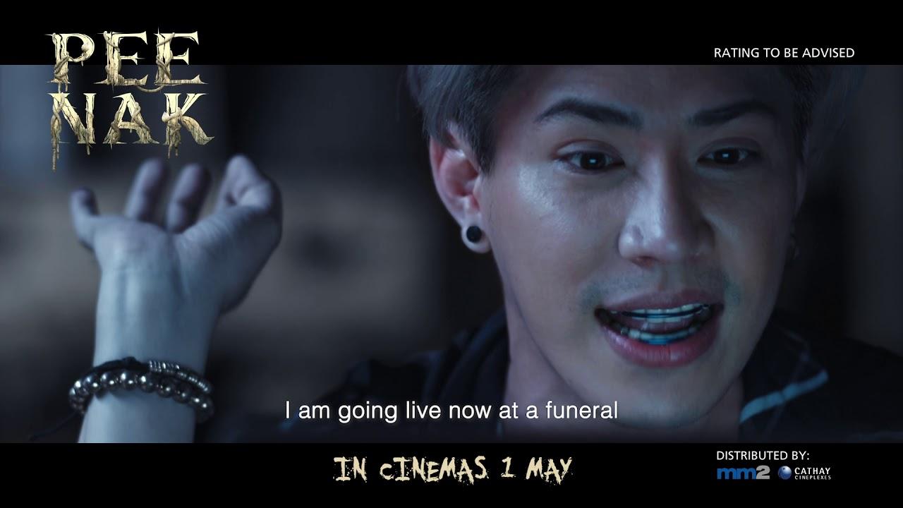 Pee Nak Trailer | Thai-Horror/Comedy | In Cinemas 1 May