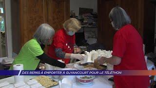 Yvelines | Des repas à emporter à Guyancourt pour le téléthon