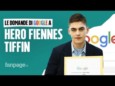 Hero Fiennes Tiffin età, fidanzata, After, tatuaggi: l'attore risponde alle domande di Google