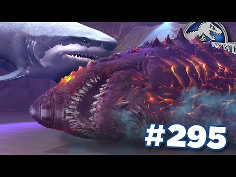 COLOSSUS 04 FINALLY DEFEATED!!! || Jurassic World - The Game - Ep295 HD