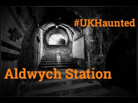 Aldwych Abandoned Ghost Station