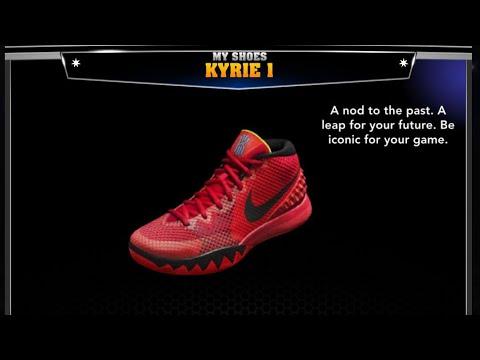 NBA 2K19 FootLocker Tour (All Shoes