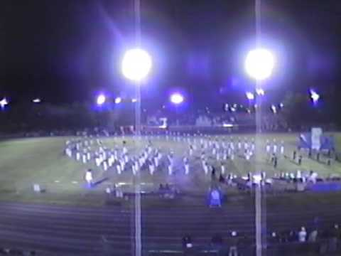 Oldham County HS Marching Colonels 1996