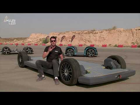 Israeli Automotive Company Has Developed a Modular Electric Car