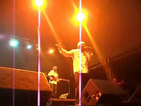 Pato Banton - Roots Rock Reggae,  Jamming (Sunsplashe One Life - Na Biruta 14/01/11)