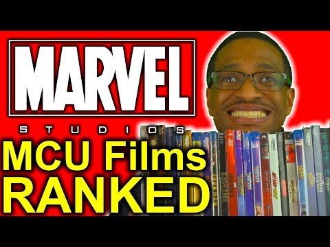 All 22 Marvel MCU Films Ranked Worst to First with Avengers Endgame
