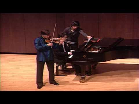 Mendelssohn On Wings of Song, Henry Flory, violin