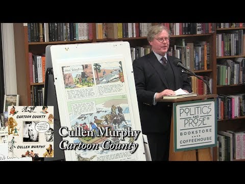 "Cullen Murphy, ""Cartoon County"""