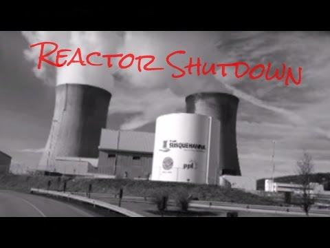 Reactor Scram (Susquehanna)