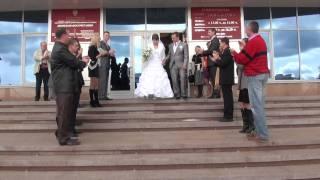 Видеосъемка свадьбы в Саранске.mpg