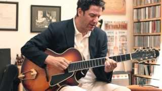 "John Pizzarelli - ""I Got Rhythm"" (solo) at the Fretboard Journal"