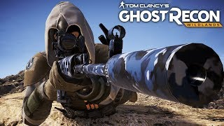 Ghost Recon Wildlands: Stealth Assassin Gameplay