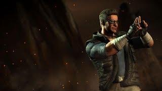 Mortal Kombat X Android новый персонаж Джонни Кейдж 5