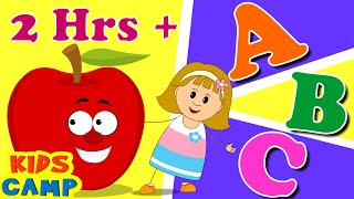 ABC Song | ABC Songs for Children | Popular Nursery Rhymes Collection from Kidscamp