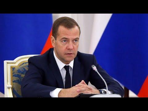 Разговор с Дмитрием Медведевым. Прямой эфир