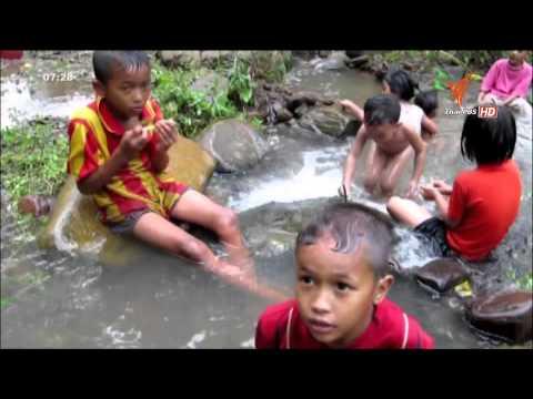 บ้านฉันวันนี้ ตอน ห้วยพ่านสนามเล่นน้ำห้องเรียนขนาดใหญ่ของเด็กๆ