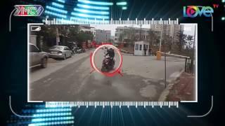 Va chạm té xe giữa hai người đàn ông và cái kết bất ngờ!