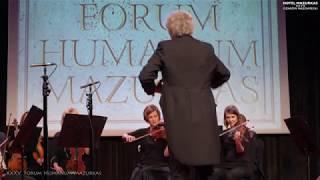 XXXV FHM-Koncert z okazji 100-lecia niepodległości Polski-Mieczysław Karłowicz  2