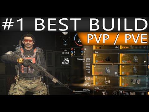 Division 2 - #1 BEST BUILD - PVP/PVE Everyday DZ Build - WONY Expansion
