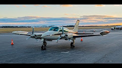 Cessna C310 routinely beats Commercial Airlines on flights from Jacksonville, FL to Washington, DC