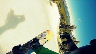 SNOWBOARDING TRIP TO MAMMOTH (HD) thumbnail