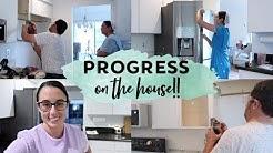 Renovating our home | Kitchen DIY| Our Florida Reno