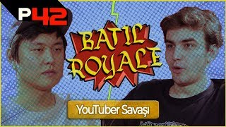BATIL ROYALE #2 - YOUTUBERLAR SAVAŞI (w/Berkcan Güven, 3Y1T)